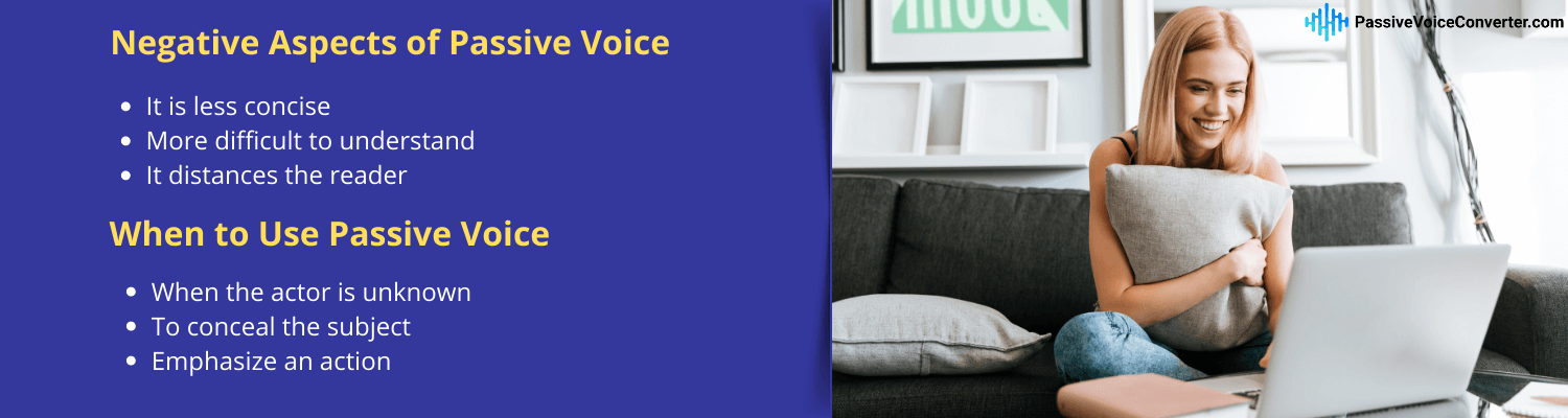 all you should know about passive voice